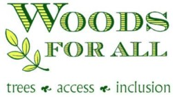 The Woods for All logo