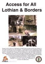 Cover of the Access for All report for the Lothian & Borders region