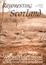 Cover of issue 28 of Reforesting Scotland